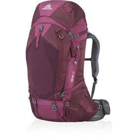 Gregory Deva 70 Zaino Donna, plum red